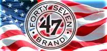 47Brand フォーティーセブンブランド商品販売ページへ