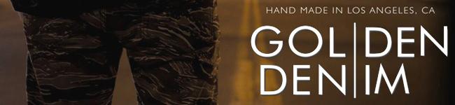 GOLDEN DENIM 商品 PAGE